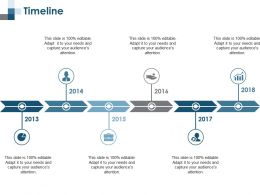Timeline Process Planning Ppt Summary Background Designs