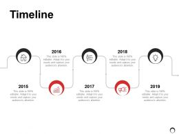 Timeline Process Ppt Powerpoint Presentation Gallery Outline