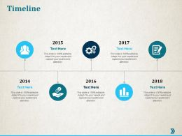 Timeline Process Ppt Professional Infographic Template