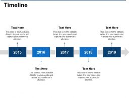 Timeline Process Ppt Visual Aids Background Images