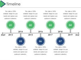 Timeline Project Brief Ppt Powerpoint Presentation Outline Inspiration