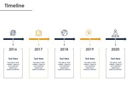 Timeline R36 Ppt Powerpoint Presentation Slides Topics