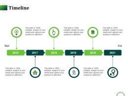 Timeline R619 Ppt Powerpoint Presentation Pictures Portfolio