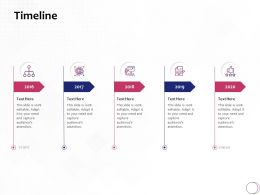 Timeline R65 Ppt Powerpoint Presentation Gallery Layout Ideas