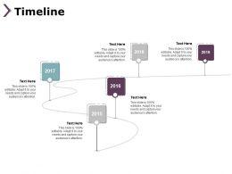 Timeline Roadmap B225 Ppt Powerpoint Presentation Gallery Styles