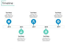 Timeline Roadmap B232 Ppt Powerpoint Presentation File Rules