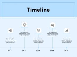 Timeline Roadmap B29 Ppt Powerpoint Presentation File Visuals