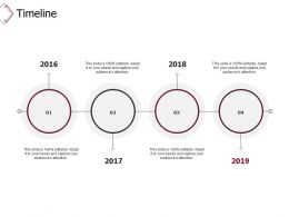 Timeline Roadmap D300 Ppt Powerpoint Presentation Infographics Templates