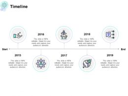 Timeline Roadmap F707 Ppt Powerpoint Presentation Styles Graphics