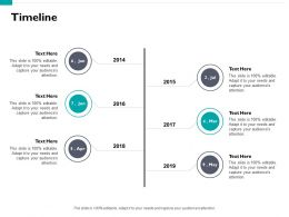 Timeline Roadmap I74 Ppt Powerpoint Presentation Gallery Designs Download