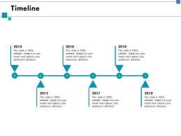 Timeline Roadmap I93 Ppt Powerpoint Presentation Model Example File