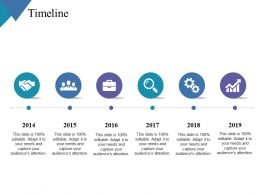 Timeline Roadmap Management Ppt Show Infographic Template