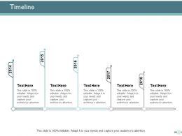 Timeline Roadmap Marketing Ppt Powerpoint Presentation Ideas Background Designs