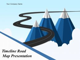 Timeline Roadmap Presentation Powerpoint Presentation Slides