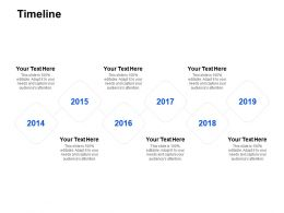 Timeline Roadmap Years D282 Ppt Powerpoint Presentation Ideas Display