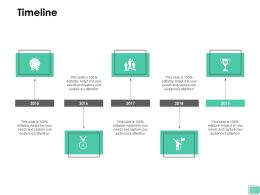 Timeline Roadmap Years G15 Ppt Powerpoint Presentation Outline Vector