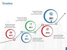 Timeline Sample Of Ppt Presentation Template 1