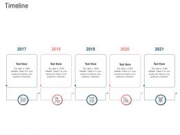 Timeline Secondary Market Investment Ppt Diagram Templates