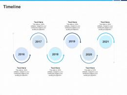 Timeline Stakeholders Project Engagement And Involvement Process Ppt Tips