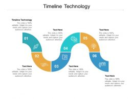 Timeline Technology Ppt Powerpoint Presentation Ideas Slideshow Cpb