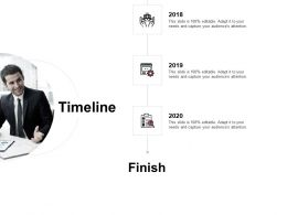 Timeline Three Year Process C239 Ppt Powerpoint Presentation Slides Inspiration