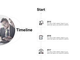 Timeline Three Year Process C240 Ppt Powerpoint Presentation Slides Introduction