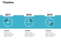 Timeline Three Years F386 Ppt Powerpoint Presentation Portfolio Backgrounds