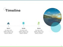 Timeline Three Years Roadmap D69 Ppt Powerpoint Presentation Infographics Example