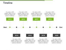Timeline Year Process J37 Ppt Powerpoint Presentation File Brochure