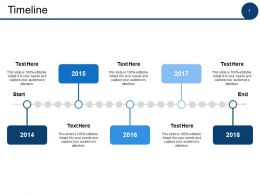Timeline Year Process Ppt Powerpoint Presentation File Example