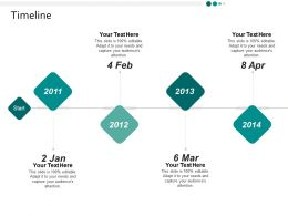 Timeline Year Process Ppt Powerpoint Presentation Infographics Clipart