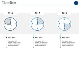Timeline Year Process Ppt Powerpoint Presentation Model Structure