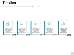 Timeline Year Roadmap I465 Ppt Powerpoint Presentation Ideas Introduction