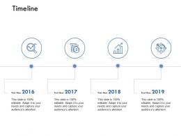Timeline Years Growth K229 Ppt Powerpoint Presentation Ideas Templates