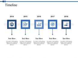 Timeline Years I20 Ppt Powerpoint Presentation File Introduction