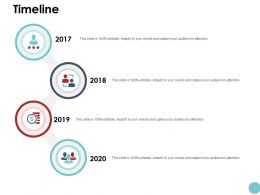 Timeline Years Management K94 Ppt Powerpoint Presentation Icon Template