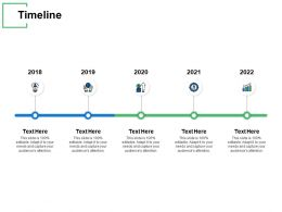 Timeline Years Roadmap D243 Ppt Powerpoint Presentation Gallery Information