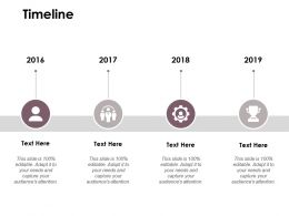 Timelines Years Roadmap Ppt Powerpoint Presentation Gallery Infographic Template