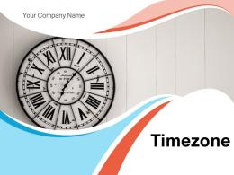 Timezone Various Business International Location Technology