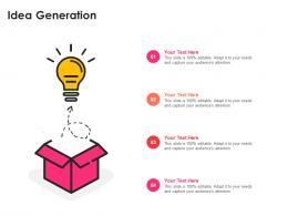 Tinder Investor Funding Elevator Pitch Deck Idea Generation Ppt Powerpoint Presentation Professional Portfolio