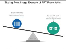 Tipping Point Image Example Of Ppt Presentation
