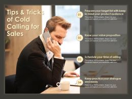Tips And Tricks Of Cold Calling For Sales