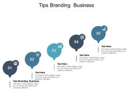 Tips Branding Business Ppt Powerpoint Presentation Pictures Styles Cpb