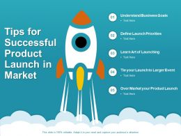 Tips For Successful Product Launch In Market
