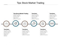 Tips Stock Market Trading Ppt Powerpoint Presentation Inspiration Show Cpb