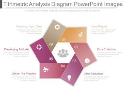 Titrimetric Analysis Diagram Powerpoint Images