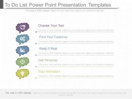 To Do List Powerpoint Presentation Templates