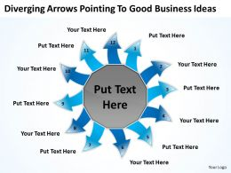 to good world business powerpoint templates ideas processs and