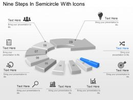 to_nine_steps_in_semicircle_with_icons_powerpoint_template_slide_Slide01
