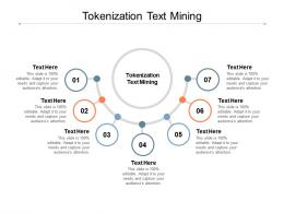 Tokenization Text Mining Ppt Powerpoint Presentation Gallery Influencers Cpb